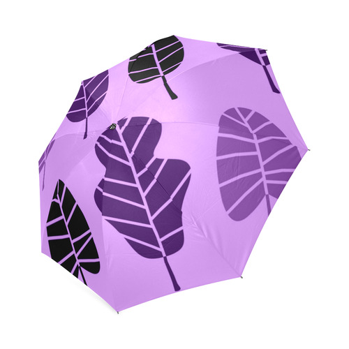 New designers Umbrella is on World. Beautiful leaves, amazing color. Halloween edition 2016 Foldable Umbrella (Model U01)