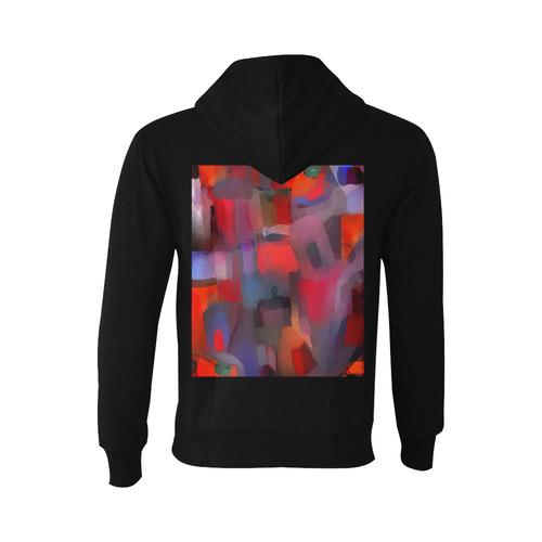 color1 Oceanus Hoodie Sweatshirt (NEW) (Model H03)