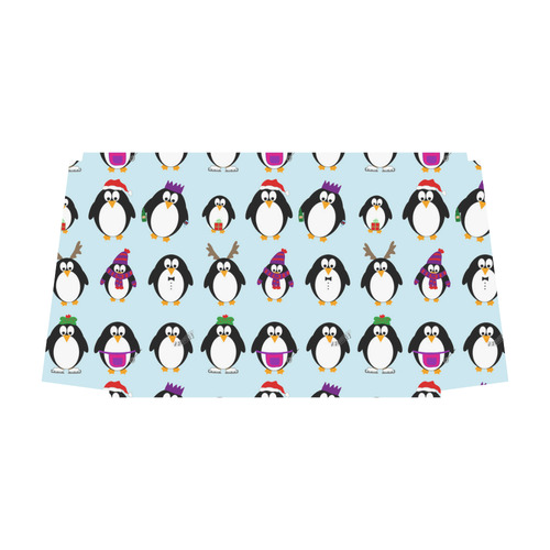 Christmas Party Penguins Classic Travel Bag (Model 1643) Remake