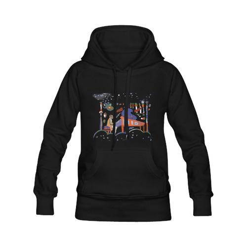 pianoman Men's Classic Hoodie (Remake) (Model H10)