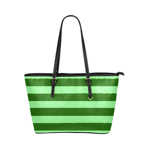 New Exclusive Designers Bag Edition With Fashion Stripes Green Black And White Collection Ar Leather Tote Small Model 1651 Id D983113