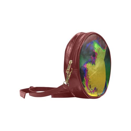 Pit B Round Sling Bag (Model 1647)