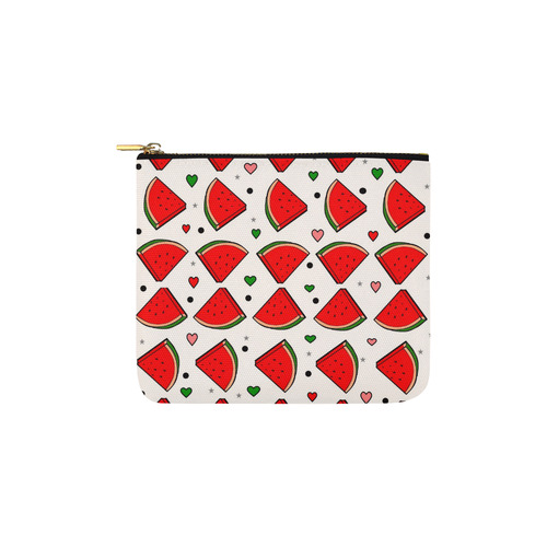 Melone by Nico Bielow Carry-All Pouch 6''x5''