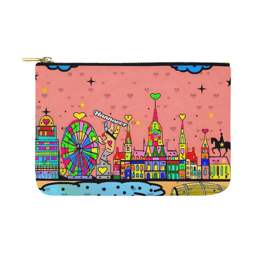 Hannover by Nico Bielow Carry-All Pouch 12.5''x8.5''