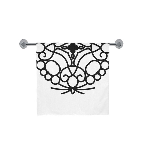 "New in shop! Designers shop offer : Devil evil luxury towel edition. New art in shop Bath Towel 30""x56"""