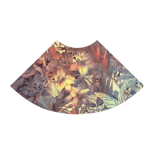 flowers Atalanta Sundress (Model D04)