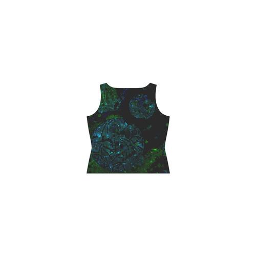 Sxisma Fashion Shift Dress Collection-1 Sleeveless Splicing Shift Dress(Model D17)
