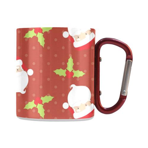 Santa Claus Classic Insulated Mug(10.3OZ)