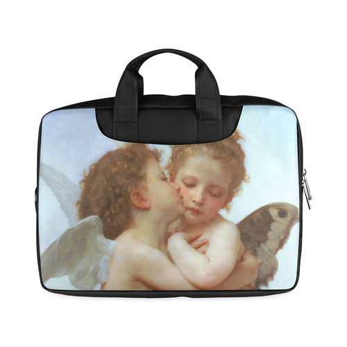 "Bouguereau First Kiss Angels Macbook Air 11""(Twin sides)"
