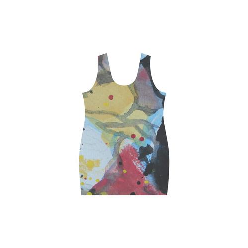 Sxisma Fashion Helen Collection-10 Helen Sleeveless Dress (Model D10)