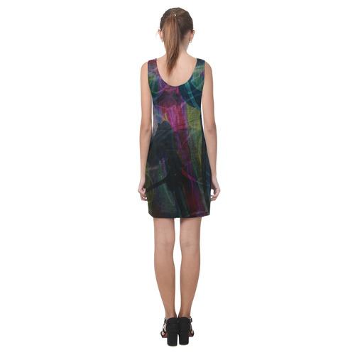 Sxisma Fashion Helen Collection-6 Helen Sleeveless Dress (Model D10)
