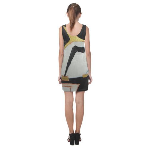Sxisma Fashion Helen Collection-11 Helen Sleeveless Dress (Model D10)