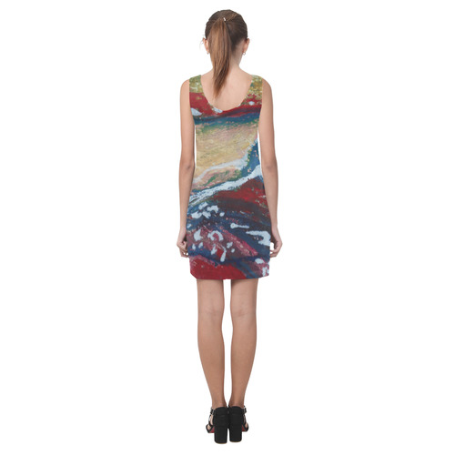 Sxisma Fashion Helen Collection-5 Helen Sleeveless Dress (Model D10)