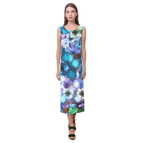 aa5f0e32d73e My Secret Garden #3 Day - Jera Nour Phaedra Sleeveless Open Fork Long Dress  (Model D08) | ID: D1088262