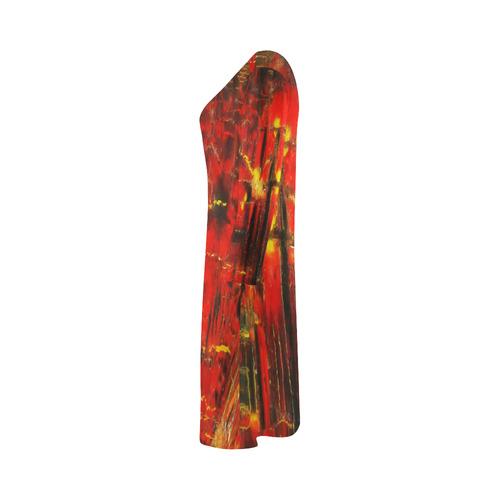 VELA Bateau A-Line Skirt (D21)