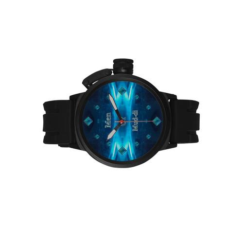 Icy Blue Men's Sports Watch(Model 309)
