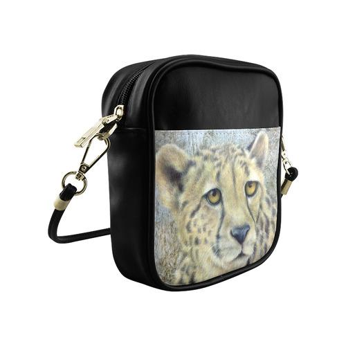 Cheetah Sling Bag (Model 1627)