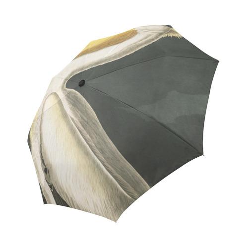 Audubon American White Pelican Auto-Foldable Umbrella (Model U04)