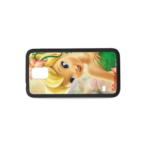 Tinkerbell by Skinderella Rubber Case for Samsung Galaxy S5