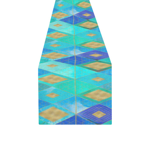 Under water Table Runner 14x72 inch