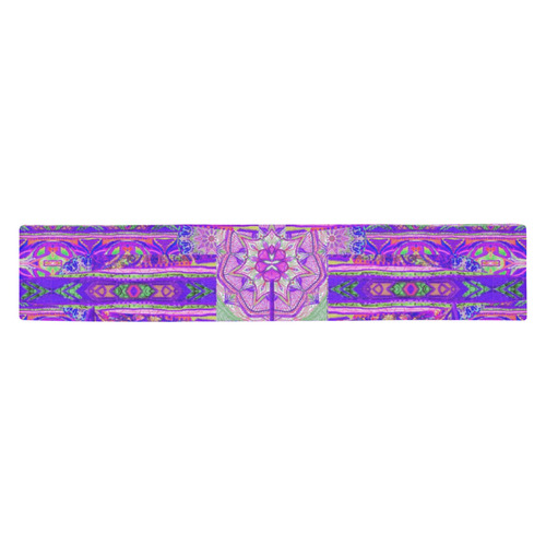 floral 5 Table Runner 14x72 inch