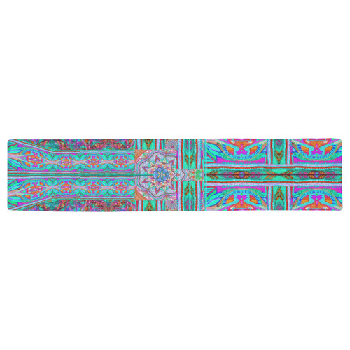 floral 2 Table Runner 16x72 inch