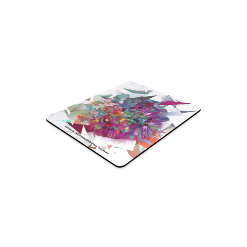 Tekno by Nico Bielow Rectangle Mousepad