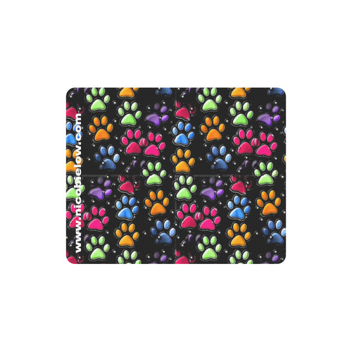 Paws by Nico Bielow Rectangle Mousepad