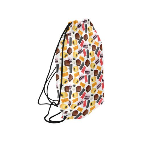"""Yummy Small Drawstring Bag Model 1604 (Twin Sides) 11""""(W) * 17.7""""(H)"""