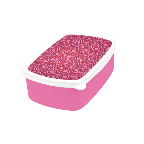 sweet hearts,red Children's Lunch Box