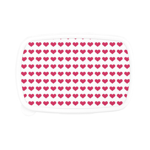 sweet allover hearts A Children's Lunch Box