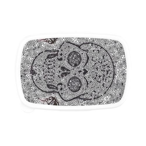 Mosaic Skull Children's Lunch Box