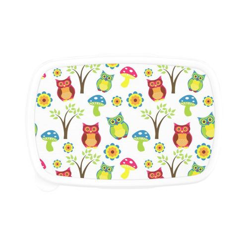 cute-owl Children's Lunch Box