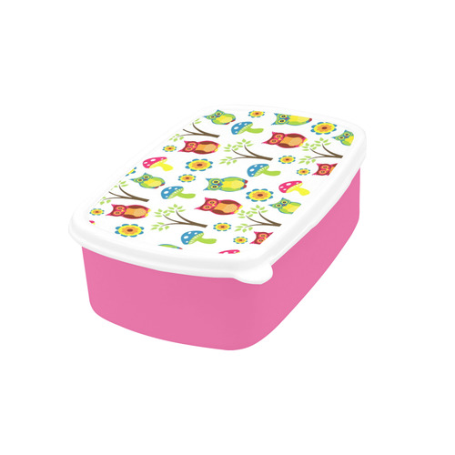 cute-owl Children's Lunch Box