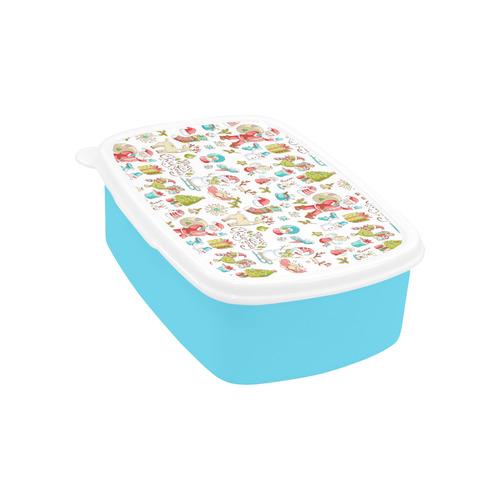 christmas doodles Children's Lunch Box