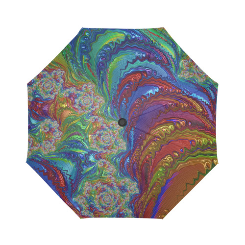 Fractal20160833 Auto-Foldable Umbrella (Model U04)