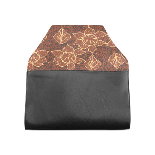 Zappy Flowers Clutch Bag (Model 1630)