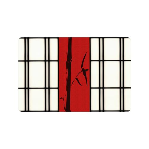 "Shoji - Bamboo Doormat 23.6"" x 15.7"""