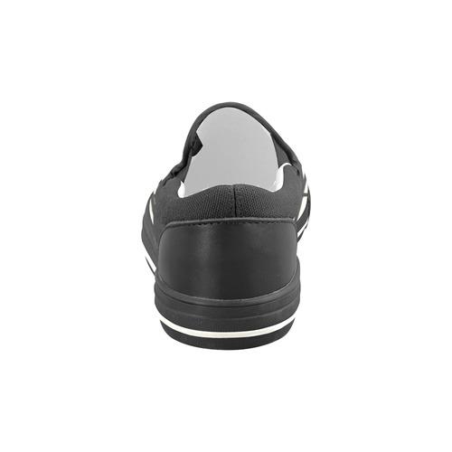 Shoji - Bamboo Men's Slip-on Canvas Shoes (Model 019)