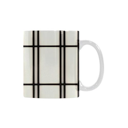 Shoji - red White Mug(11OZ)