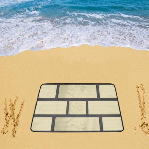 """Tatami - Bamboo Beach Mat 78""""x 60"""""""
