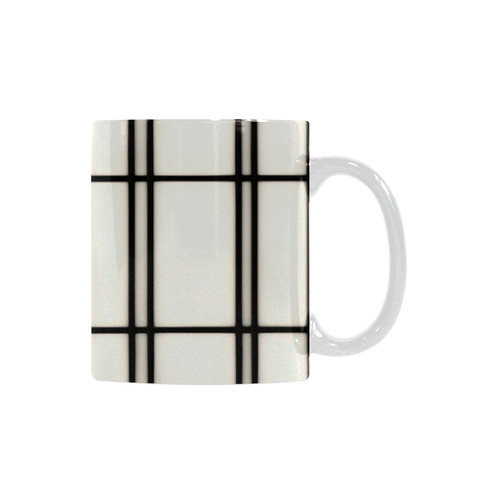 Shoji - Bamboo White Mug(11OZ)