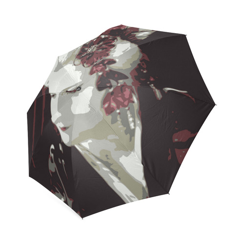 Geisha Foldable Umbrella (Model U01)