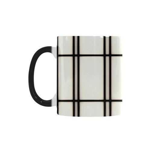 Shoji - red Custom Morphing Mug