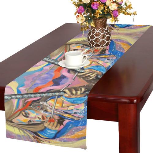 Dream Catcher an Archer Table Runner 16x72 inch