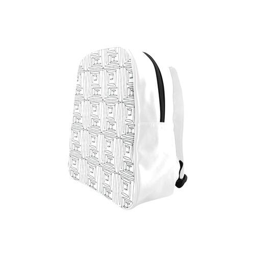 ChopSticks School Backpack (Model 1601)(Medium)