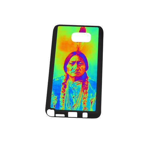 Sitting Bull Rubber Case for Samsung Galaxy Note5