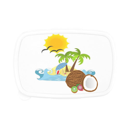 Beach Fun Children's Lunch Box
