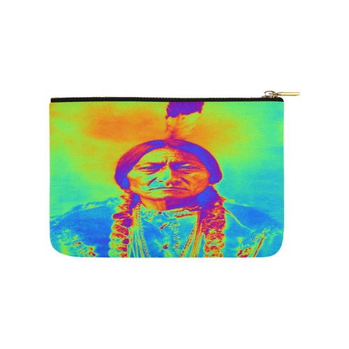 Sitting Bull Carry-All Pouch 9.5''x6''