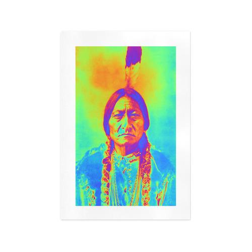 Sitting Bull Art Print 13''x19''